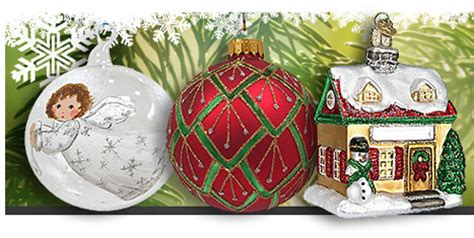 history of christmas ornaments part 1