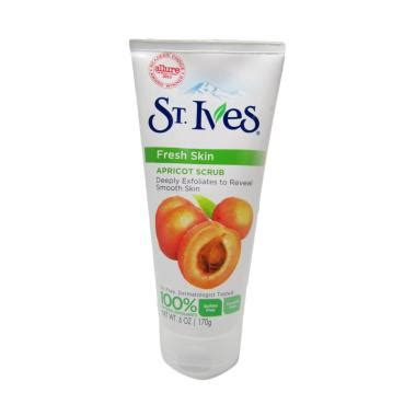 jual daily deals st ives fresh skin apricot scrub 170