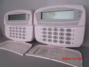 ge home security lot of 2 ge keypads for home security system security