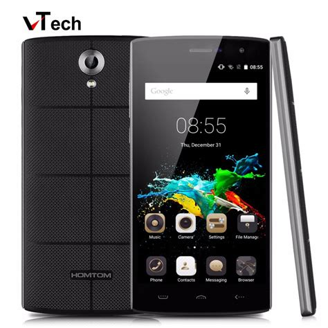 Android Ram 1gb Second Original Homtom Ht7 5 5inch Android 5 1 Mtk6580 Cellphone Ram 1gb Rom 8gb Smartphone