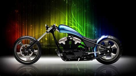 desktop themes motorcycle custom bike motorcycle colorful desktop background
