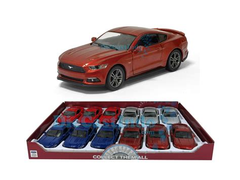 Kinsmart 2015 Ford Mustang Gt Merah Kinsmart Diecast Indonesia All Diecast Brand And Model