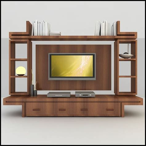 tv wall unit modern design x 15 3d models cgtrader com modern tv wall unit 3d model tv wall unit modern