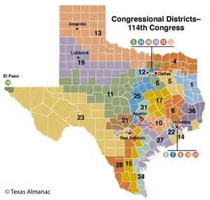 congressional districts map images
