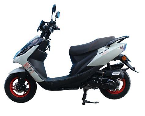 arora ares  scooter motosiklet uecerler motorda