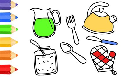 toy kitchen coloring page bathroom sink coloring page kitchen in coloring pages