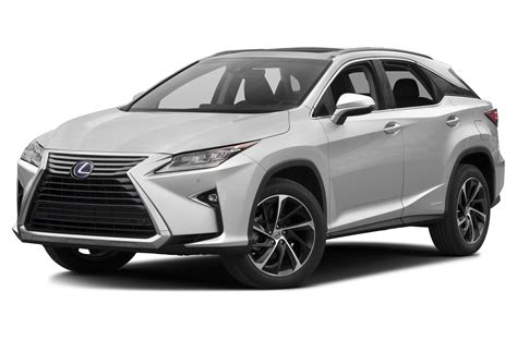 lexus hybrid 2017 new 2017 lexus rx 450h price photos reviews safety