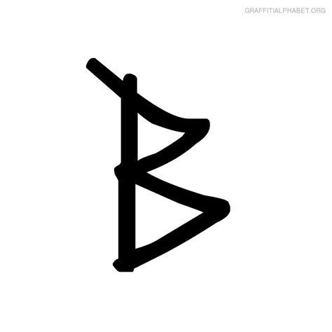 graffiti letter b saint font printable graffiti letters graffiti alphabet org