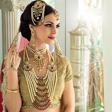 Homedesigner by Bridal Jewellery Toronto Indian Costume Jewellery