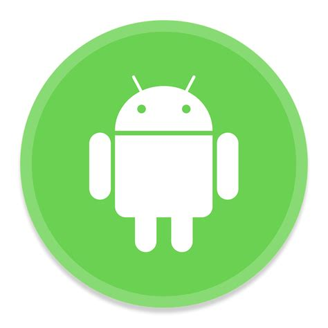 button android android filetransfer icon button ui app pack one iconset blackvariant