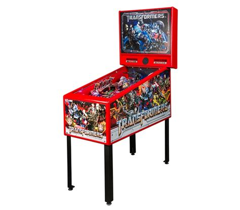 transformers home pinball machine from pinball
