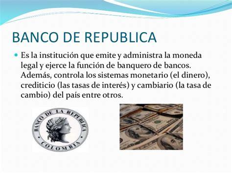banco de la repblica mantiene la tasa de inters de diapositiva banco de la republica de colombia