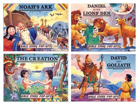 bible story picture books bible stories pop up children s books available for licensing