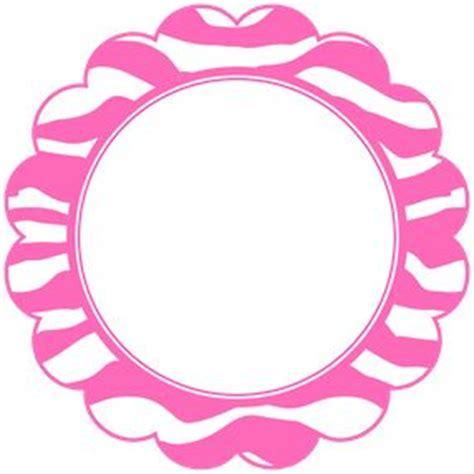 Clip Bulat frames e molduras 3 minus bulat 3 pink and frames