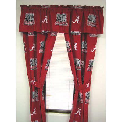 alabama curtains alabama 84 inch curtains speedway world