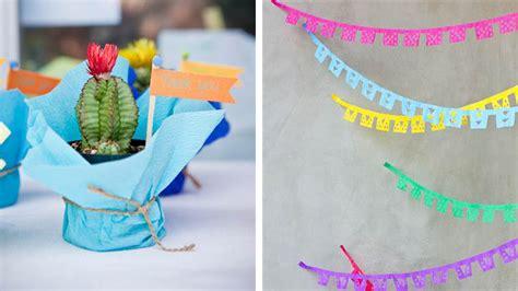 Diy Cinco De Mayo Decorations by Cinco De Mayo Diy Decor From Today