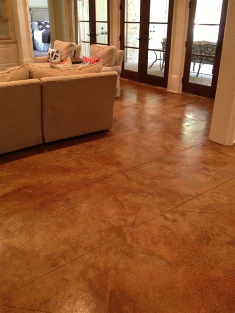 stained concrete concrete floors and floors on