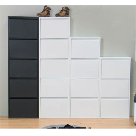 New Design Shoe Cabinet Design Space Saving Tall Shoe