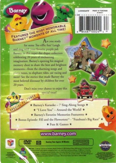 What I Did Not Learn In Mba Barney by Barney The Best Of Barney Chickadee Solutions