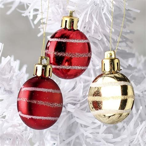 striped christmas ornaments christmas ornaments