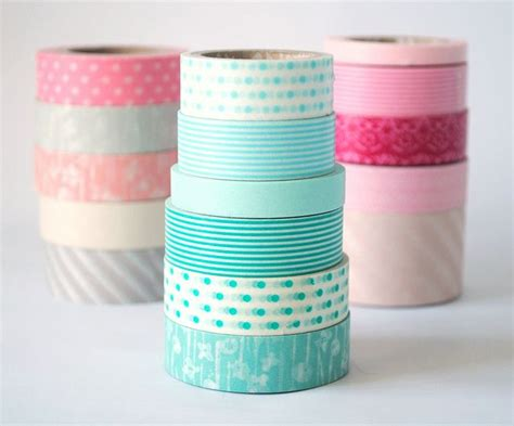 washing tape pretty washi tape craft ideas pinterest