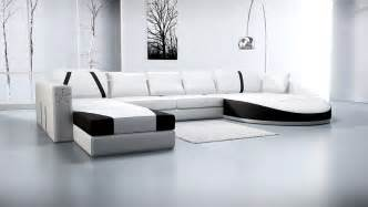 Corner sofa for living room modern leather corner sofa in living room