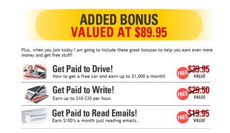 Get Cash For Surveys Sign Up - get cash for surveys review small online business opportunity