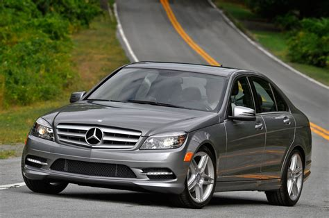 mercedes c300 2011 mercedes benz c class reviews and rating motor trend