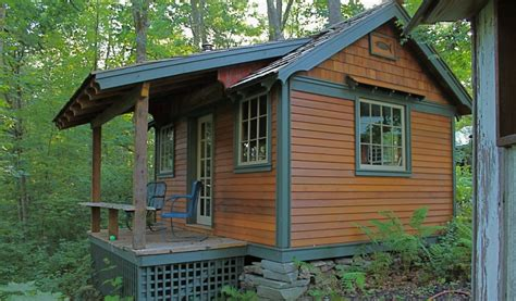 Micro Cottage | hobbitat tiny house builder offers micro to small