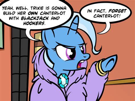 Trixie Meme - trixie as bender my little pony friendship is magic