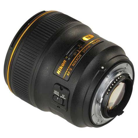 Nikon 35mm F 1 8g Ed Lensa Kamera jual nikon af s 35mm f 1 4g nano harga dan spesifikasi