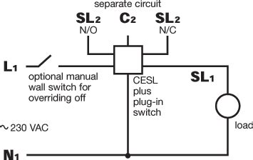 voltage free contact wiring diagram efcaviation
