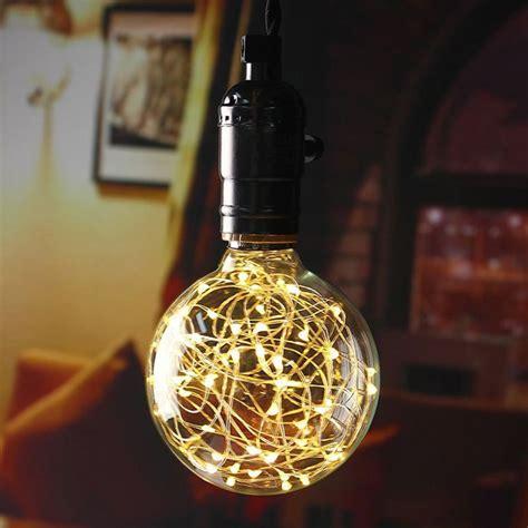 Led L E27 Led Bulb Christmas String Lights 220v 230v Filament Bulb String Lights
