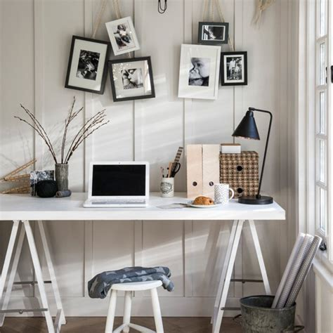 white trestle table desk home office with white trestle table decorating with
