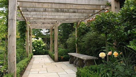 Raised Cottage House Plans Formal Pond Pangbourne Berkshire Landscape Garden