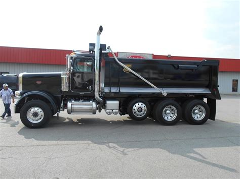 peterbilt dump truck 2016 peterbilt 388 dump trucks for sale used trucks on