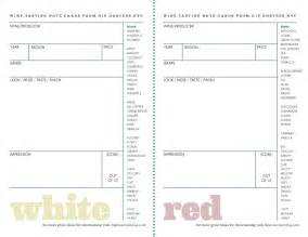 Wine Tasting Template by Hip Hostess Nyc How To Host A Wine Tasting