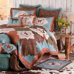 horse themed bedding sets cowgirl bedding set