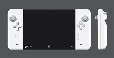 new wii console 2014 wii u redesign console design concepts