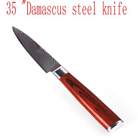 wholesale kitchen knives wholesale cersharp 3 5 damascus knife japanese vg10 steel damascus kitchen knife 67 layers