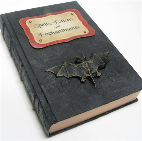 like a witch s brew books items similar to witch s spell book decor