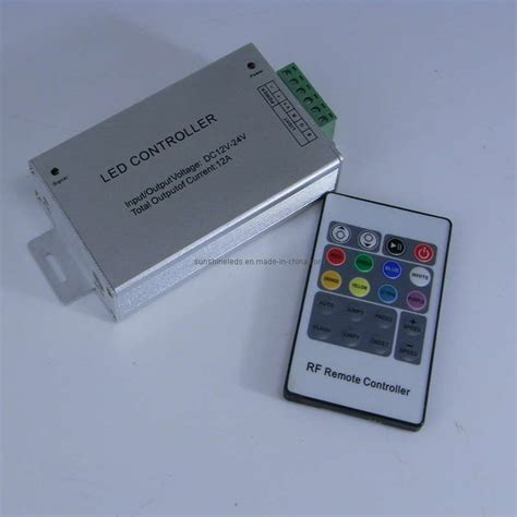 led light controller china ir rgb 44keys led light controller china rgb controller for led light controllers