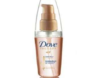 atasi kerapuhan rambut dengan serum dove
