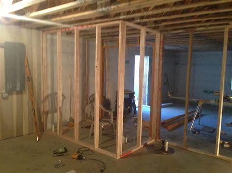framing interior basement walls still alive just tackling a diy page 6 home