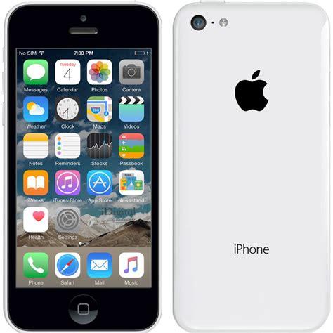 Apple Iphone Iphone 5c apple 5c blanc