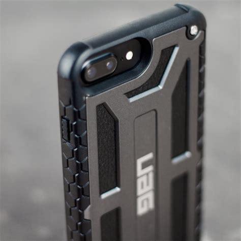 uag monarch premium iphone 7 plus protective case graphite