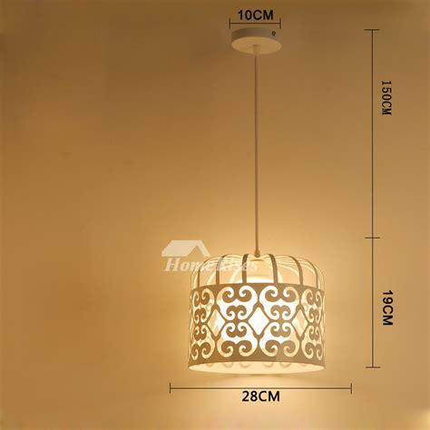 modern light pendants wrought iron fixture hanging for