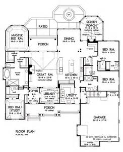 house plans with bathroom for each bedroom arts