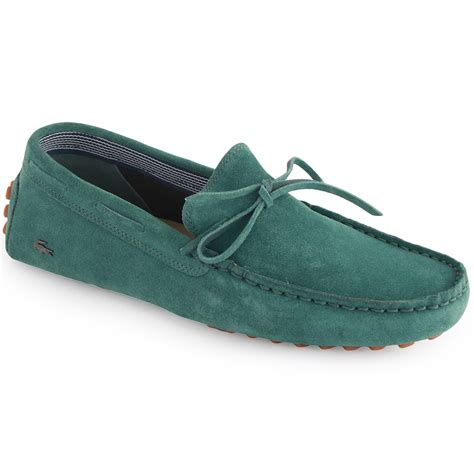 lacoste loafers sale lacoste concours lace 4 mens suede loafers