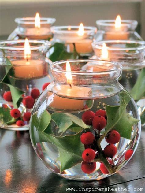 diy floating candle centerpieces tutorial beesdiycom